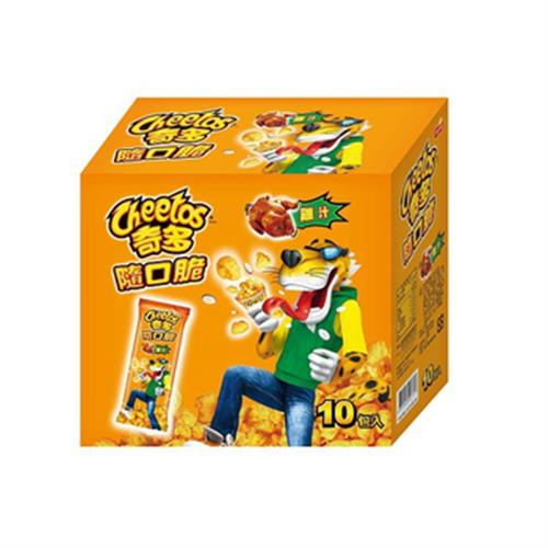 百事 奇多隨口脆雞汁玉米脆(280g/盒)