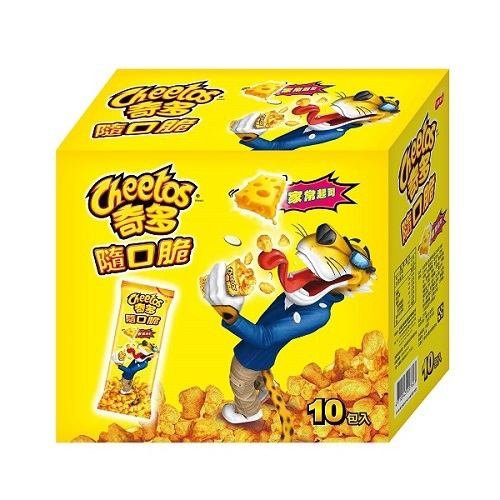 百事 奇多隨口脆家常起司玉米脆(280g/盒)