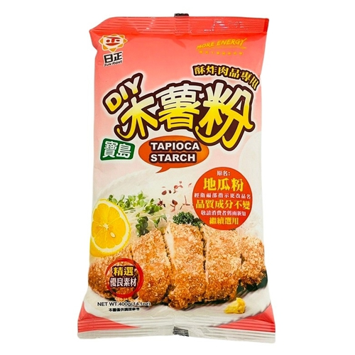日正 寶島木薯粉(400g/包)