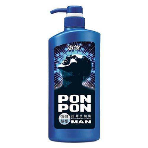 澎澎 強健髮根抗屑洗髮乳(700g/瓶)
