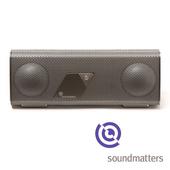 《Soundmatters》foxL v2 Platinum世界上最好的袖珍立體音箱