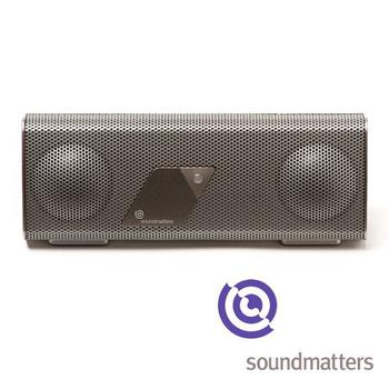 Soundmatters foxL v2 Platinum世界上最好的袖珍立體音箱