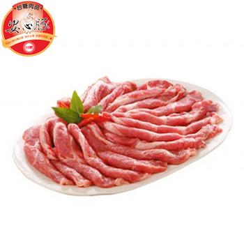 台糖安心豚 梅花肉烤肉片(600g+-10%/盒)
