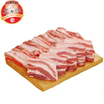 台糖安心豚 五花扣肉排(600g+-10%/盒)