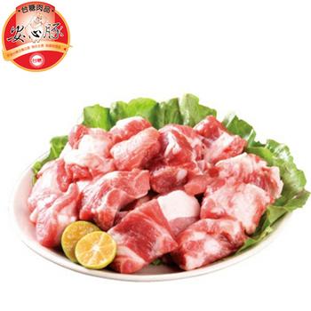 台糖安心豚 肋小排骨切塊(380g+-10%/盒)