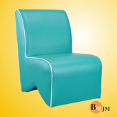 《BuyJM》多彩造型椅(綠)