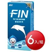 《黑松》FIN健康補給飲料(300ml*6包/組)