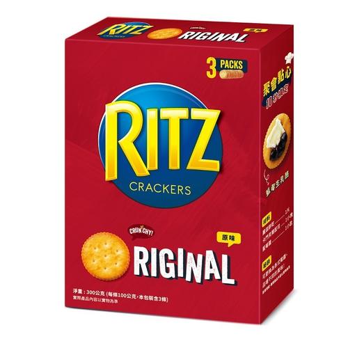 RITZ 麗滋餅乾家庭號(300g/盒)
