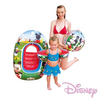 《艾可兒》【迪士尼】兒童旅行用戲水套裝(米妮)