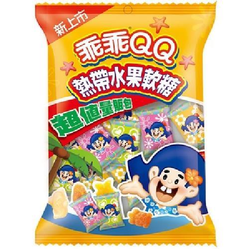 乖乖 QQ熱帶水果軟糖(340g/袋)