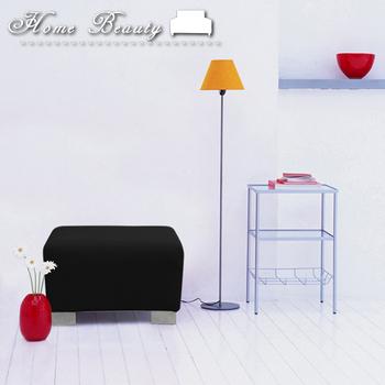 ★結帳現折★HomeBeauty 色彩創意彈性沙發套SS(穩重黑)