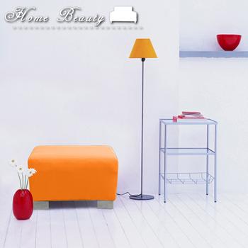 ★結帳現折★HomeBeauty 色彩創意彈性沙發套SS(明亮橘)