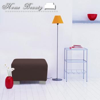 HomeBeauty 色彩創意彈性沙發套SS(咖啡)