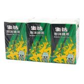 《生活》泡沫綠茶(250mlx6包/組)
