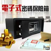 經濟型密碼保險箱(D-R2043PC20)