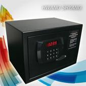 迷你型密碼保險箱(D-25MOS-B)