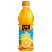 《美粒果》柳橙果汁(450ml*4瓶/組)