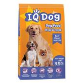 《IQ Dog》聰明乾狗糧-牛肉口味(3.5kg/包)