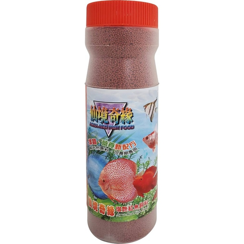 增豔紅魚飼料(500g/罐)