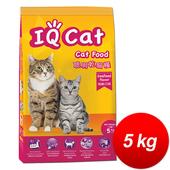 《IQ Cat》聰明貓糧-海鮮口味(5kg/袋)
