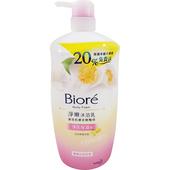 《Biore》蜜妮淨嫩沐浴乳-淨亮光澤型(1000ml/瓶)