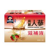 《桂格》高麗人蔘滋補液(60ml 6入/盒)