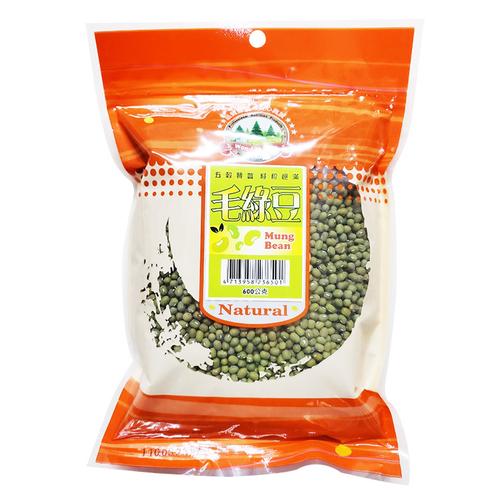 《旺來旺》毛綠豆(600克/包)