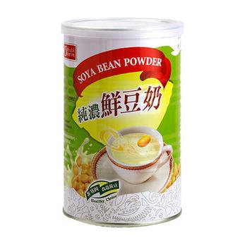 康健生機 純濃 鮮豆奶(500g/罐)