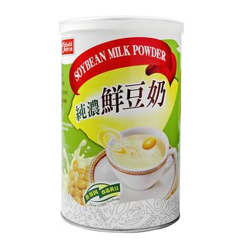 《康健生機》純濃鮮豆奶(500g/罐*4入)