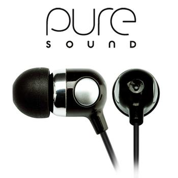 Pure Sound 美國 PUR-800 高階入耳式耳機(銀色)