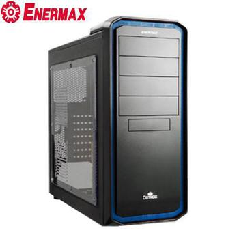 保銳 黑魅騎士 ECA3254 電腦機殼(三色)(黑藍色)