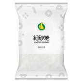 《FP》細粒砂糖(500g/包)