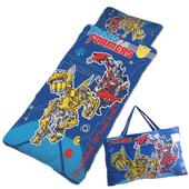 【變形金剛】戰鬥篇-幼教兒童睡袋(4*5尺)(藍)