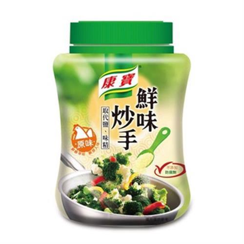 康寶 鮮味炒手原味(240g/瓶)