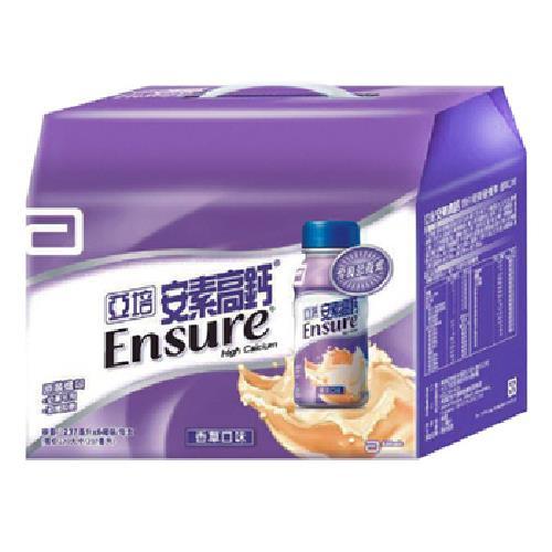亞培 安素高鈣禮盒(237ml*6罐/組)