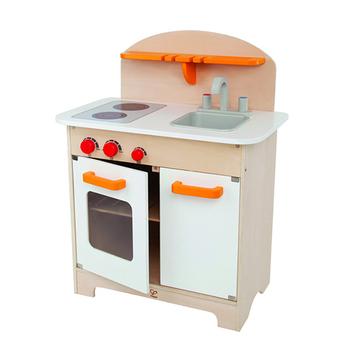 德國educo愛傑卡 大型廚具台(白色)