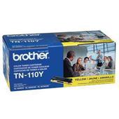 《Brother》TN-110Y 雷射碳粉匣 黃色