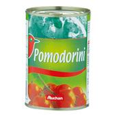 《Auchan》義大利波莫朵里尼櫻桃蕃茄(400g/罐)