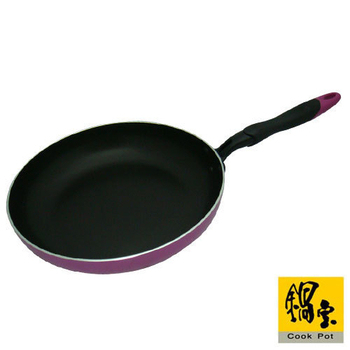 鍋寶 品味日式不沾平煎鍋30公分(IKH-20430-C)