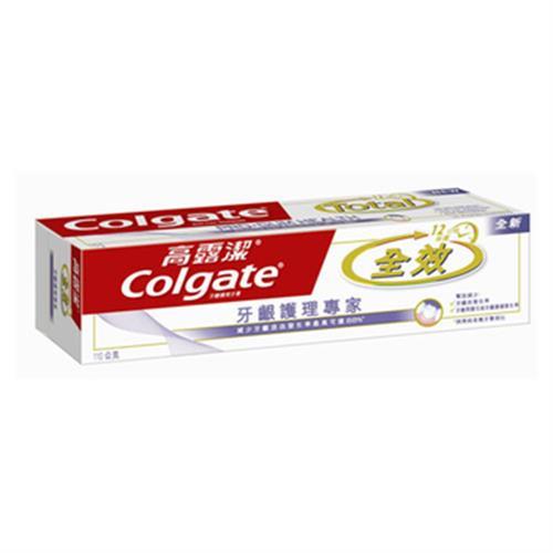 高露潔 全效牙齦護理專家牙膏(110g/支)