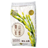 《皇家榖堡》關山榖堡米 CNS 一等米(3kg/包)