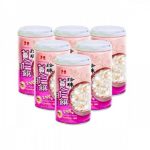 泰山 珍珠薏仁饌(330g*6罐/組)