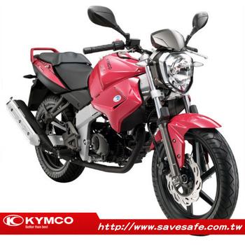 KYMCO光陽機車 酷龍 Quannon 150 街跑版(2017年全新車)(紅)
