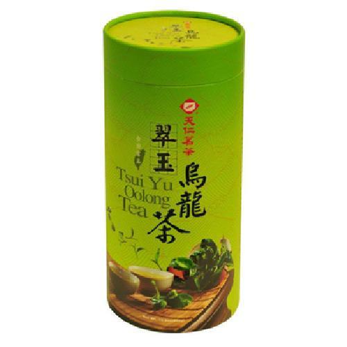 《天仁》台灣茗品-翠玉烏龍茶(450g/罐)
