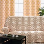 《布安於室》普普風DIY三人座沙發罩(咖啡色)