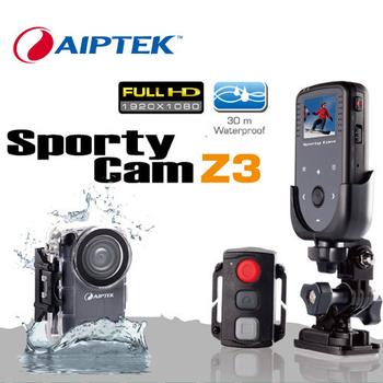 天瀚AIPTEK SportyCam Z3 多功能Full HD限運動行車記錄器