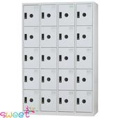 《SWEET》KL多用途4*6尺置物櫃~20格(灰)