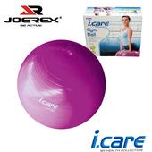 《艾可兒》【JOEREX】韻律球/瑜珈球(附打氣筒)-JIC019