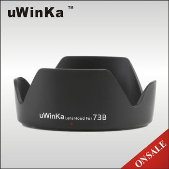 uWinka CANON遮光罩/太陽罩/Lens Hood(EW-73B(適18-135 KIT鏡))
