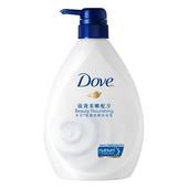 《Dove》多芬滋養柔膚沐浴乳-滋養柔嫩配方(1L/瓶)